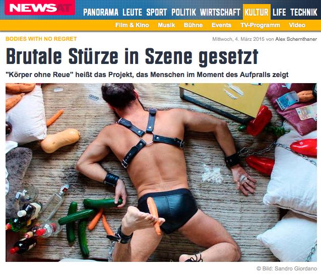 "295) ""NEWS"" (Austria) 4 marzo 2015 (1)"