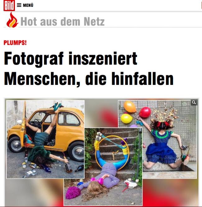 """59) """"BILD"""" (Germany) 25 giugno 2014 (1)"""