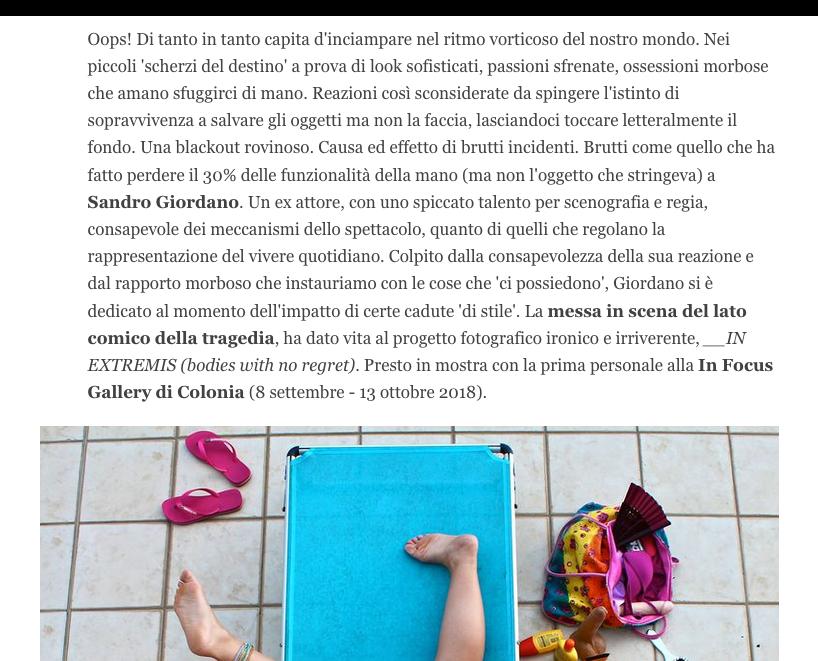 """790) """"MARIE CLAIRE"""" (Italia) 16 giugno 2018 (2)"""