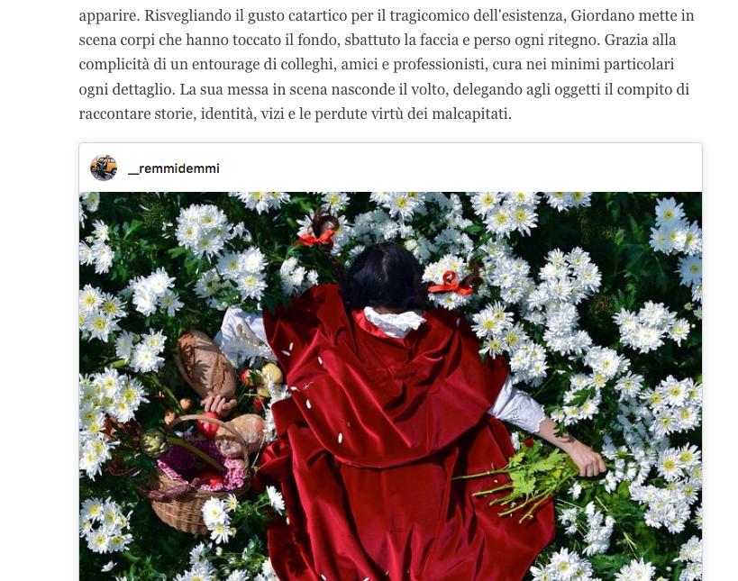 """790) """"MARIE CLAIRE"""" (Italia) 16 giugno 2018 (4)"""