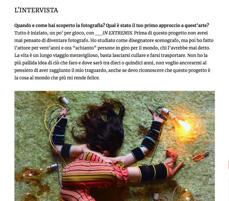 """868) """"ARTRIBUNE"""" (Italia) 5 settembre 2019 (3)"""