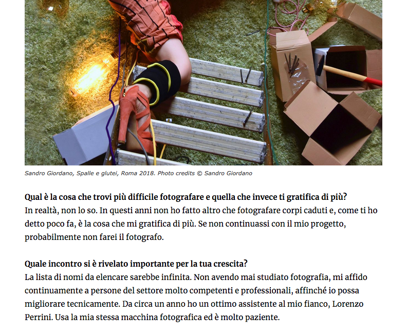 """868) """"ARTRIBUNE"""" (Italia) 5 settembre 2019 (4)"""