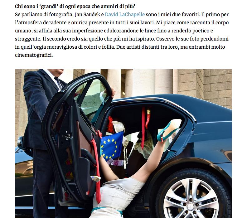"""868) """"ARTRIBUNE"""" (Italia) 5 settembre 2019 (5)"""