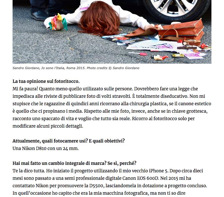 """868) """"ARTRIBUNE"""" (Italia) 5 settembre 2019 (6)"""