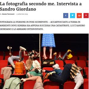 """868) """"ARTRIBUNE"""" (Italia) 5 settembre 2019 (1)"""